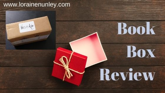 Unboxing and Review: My Bookie Box (April 2021)