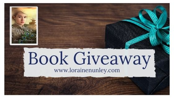 Book Giveaway: The Peacock Throne by Lisa Karon Richardson