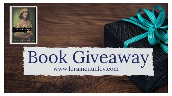 Book Giveaway: A Heart Revealed by Julie Lessman