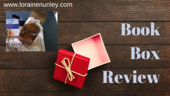 Unboxing and Review: My Bookie Box (May 2021)