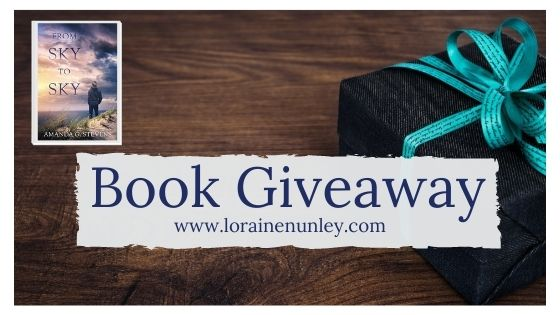 Book Giveaway: From Sky to Sky by Amanda G Stevens