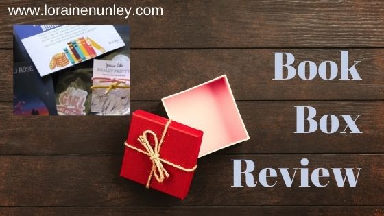 Unboxing and Review: My Bookie Box (June 2021)