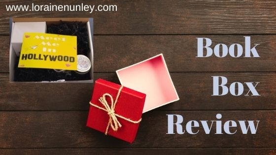 Unboxing and Review: Faith and Fiction Box (Meet Me In Hollywood)
