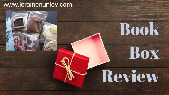 Unboxing and Review: My Bookie Box (July 2021)