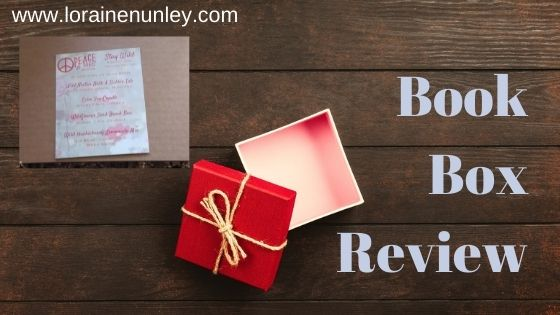 Unboxing and Review: Peace and Pages Box (August 2021)