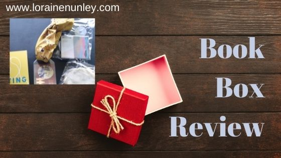 Unboxing and Review: My Bookie Box (August 2021)