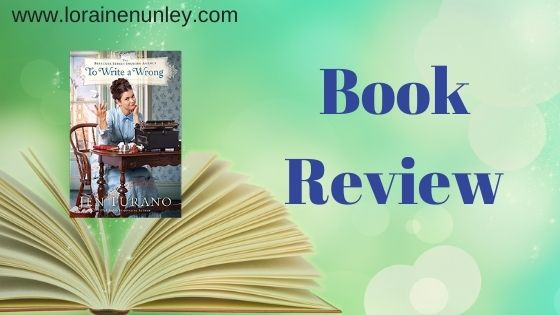 Book Review: To Write a Wrong by Jen Turano