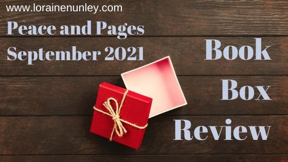 Unboxing and Review: Peace and Pages Box (September 2021)
