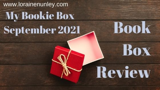 Unboxing and Review: My Bookie Box (September 2021)