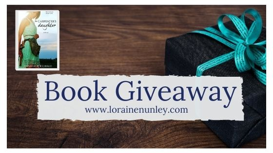 Book Giveaway: The Carpenter's Daughter by Jennifer Rodewald